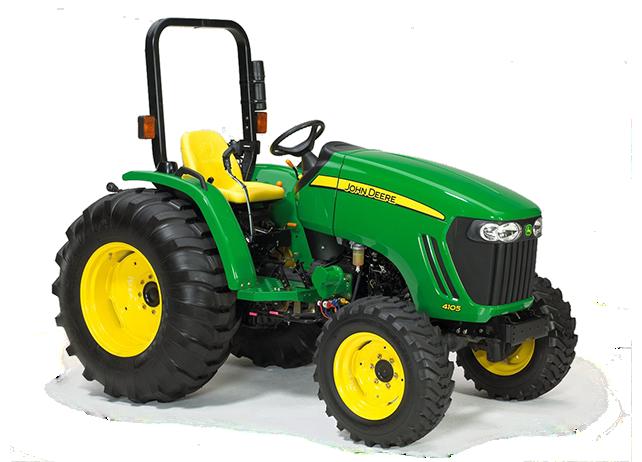 Mini-Tractors 4 Family Series 4105 John Deere - Foodbay.com