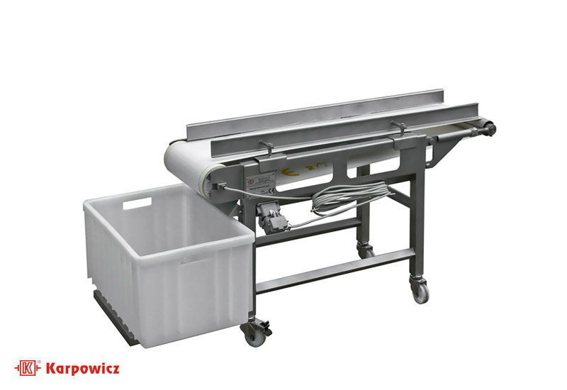 Karpowicz Raw Material Return Conveyor