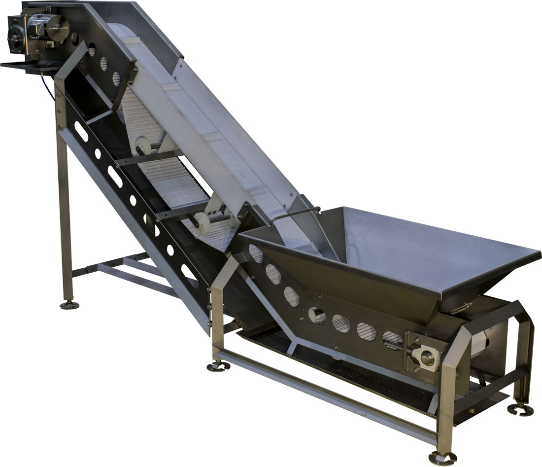 Conveyor without Poss PDL metal detector