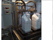 Equipment for the production of antifreezing fluid Economy
