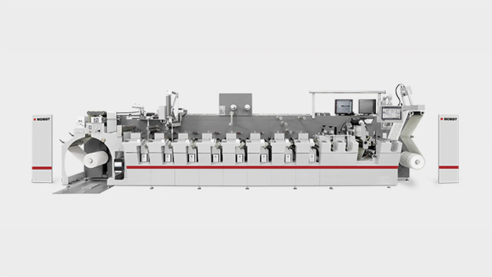 Flexo printing machine section type BOBST M3