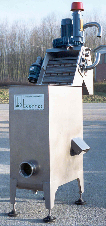 Cleaning filter Boema SpA F61 / 3