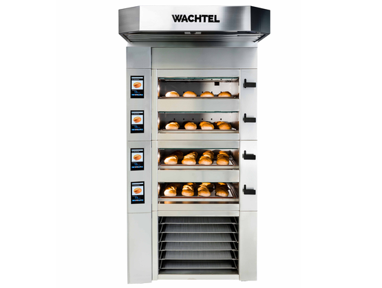 Rack oven Wachtel Mini Piccolo