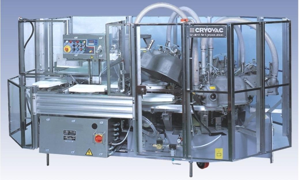 Rotary packaging machines Cryovac - Foodbay.com