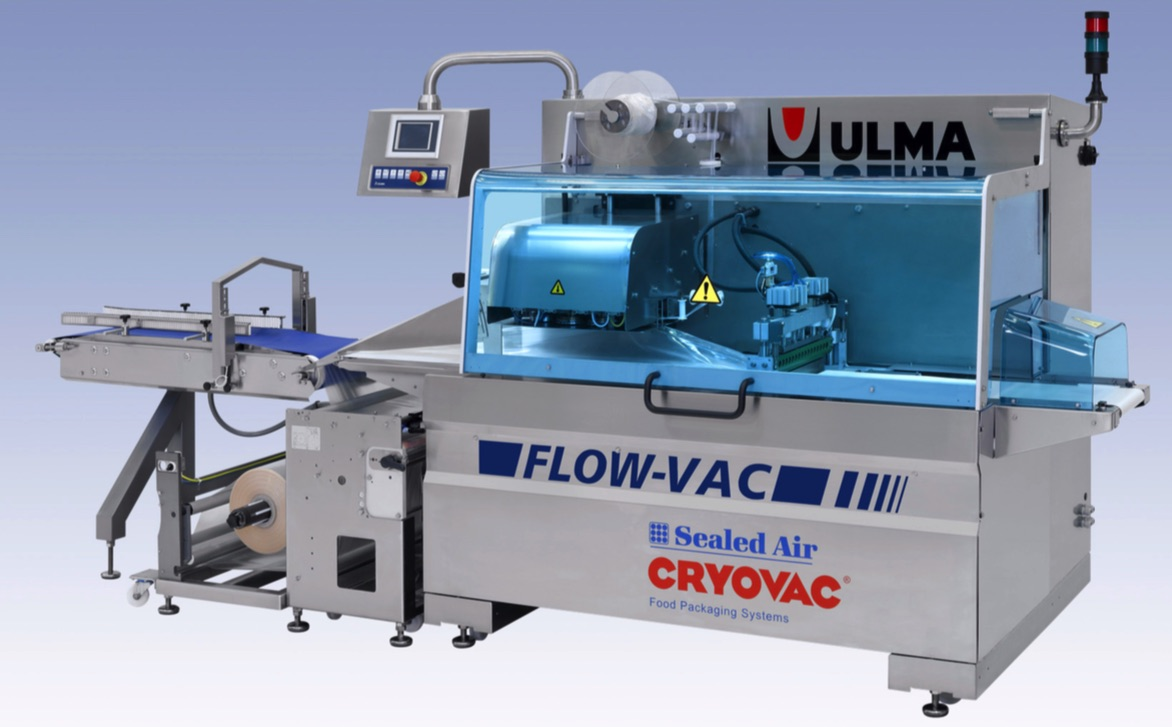 Cryovac FlowVac35 flow packer