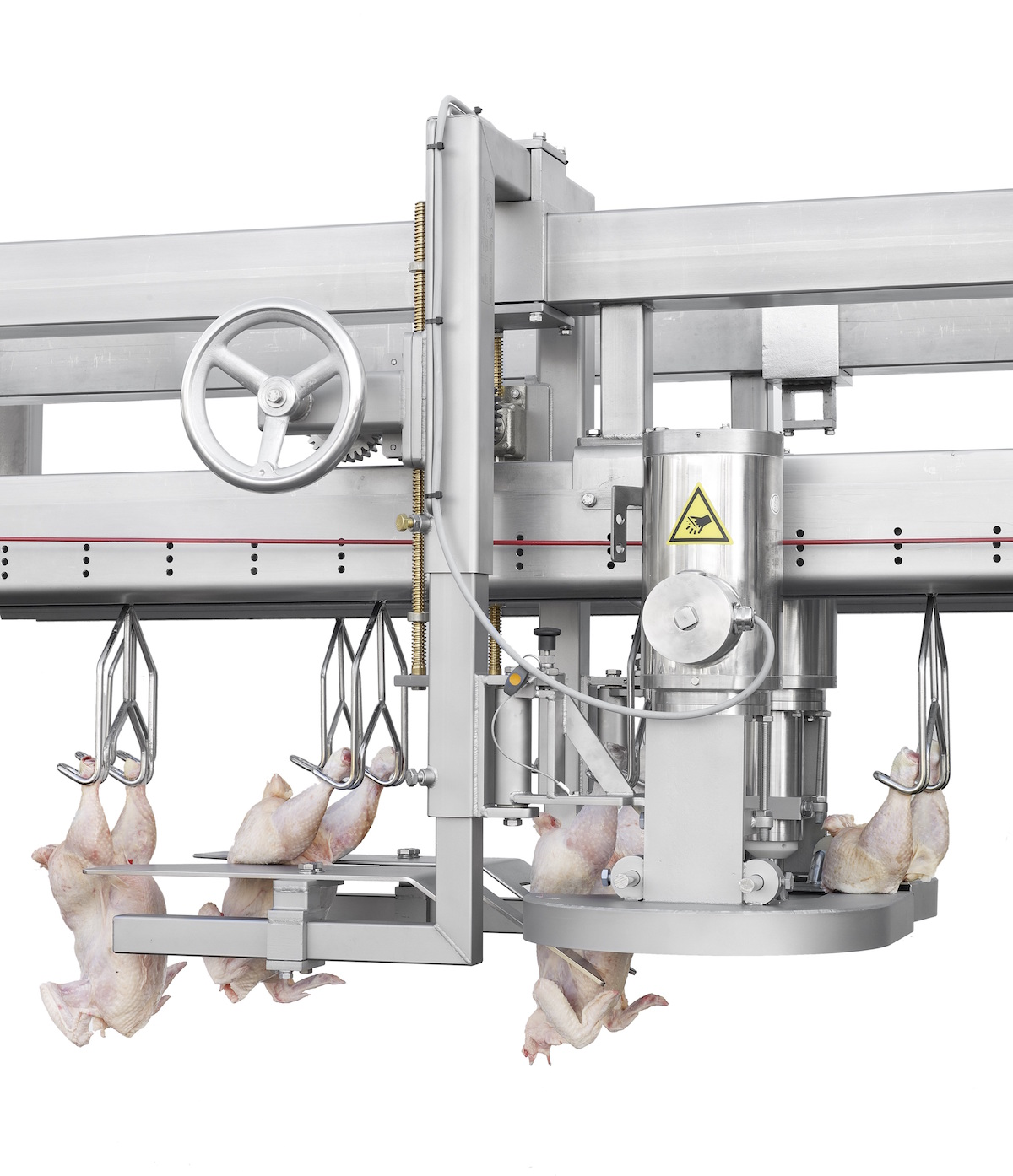 Foodmate double-saw carcass cross-section module