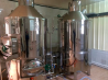 Mini brewery with a capacity of 1000 liters. beer per day