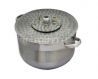 Cube for distillation / rectification HD / 4-17V (external heating)