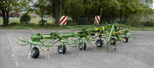 Tedder Krone KW 6.70 (with desiccant)