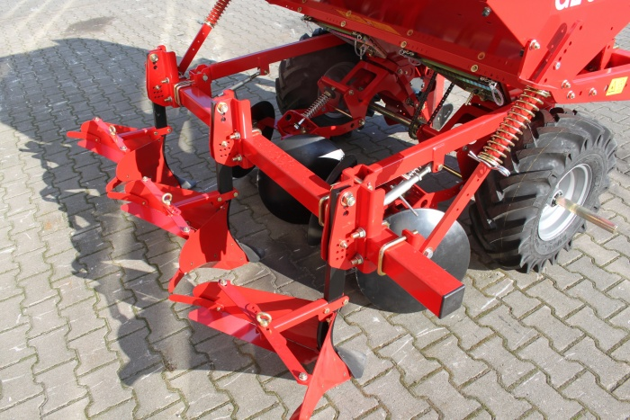 Agricultural machinery Grimme