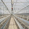 Turnkey greenhouse complexes