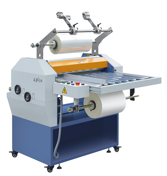 Manual Double-Side Laminating K Series
