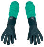 Moisture-proof chemical protective gloves