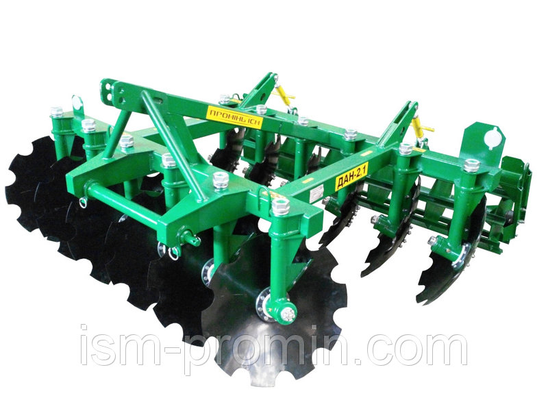 Disk harrow DAN - 2.1