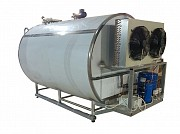 IN STOCK!!! Tank milk cooler of the closed type on 4000л