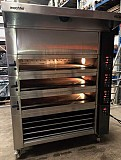 Shop floor oven Wachtel Piccolo II-3