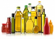 Bottling line for edible oil and products