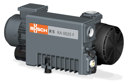 Busch Oil Sealed Vacuum Pump R5 0100 F (60 Hz)