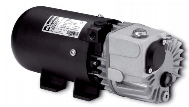 Busch Oil Sealed Vacuum Pump R5 0004 B (50 Hz)