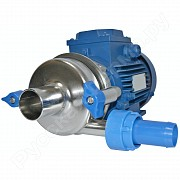 Pump milk NMU-10 motor (metal. plate, metal. case, metal. impeller)