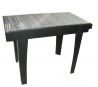 Reception roller table
