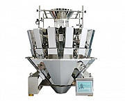 Automatic multihead weigher