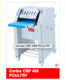 Nock Cortex CBP 496 Poultry Poultry Skinning Machine