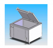 Baking chamber, PH series (placement of heating on the side, along 2 sides)