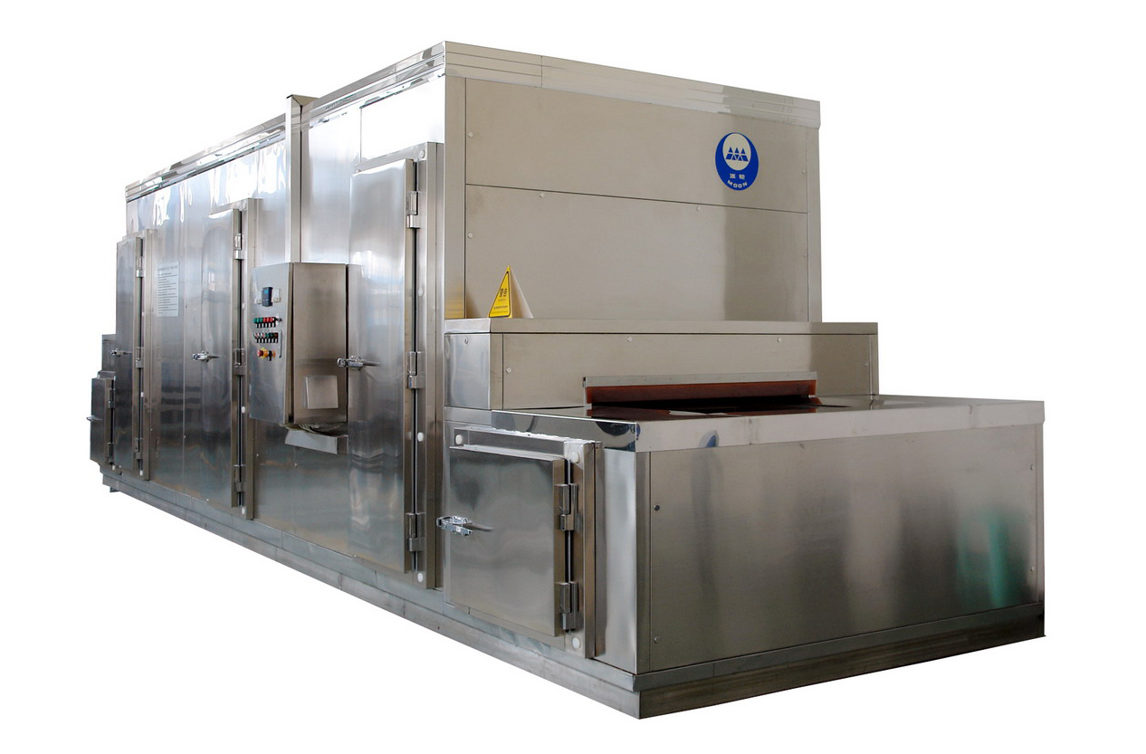 Refrigerating Equipment for Meat