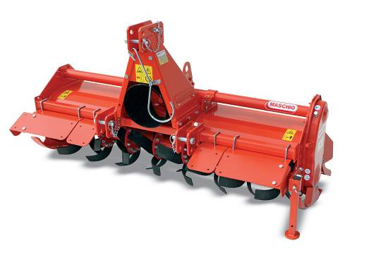 Combined tillage Units