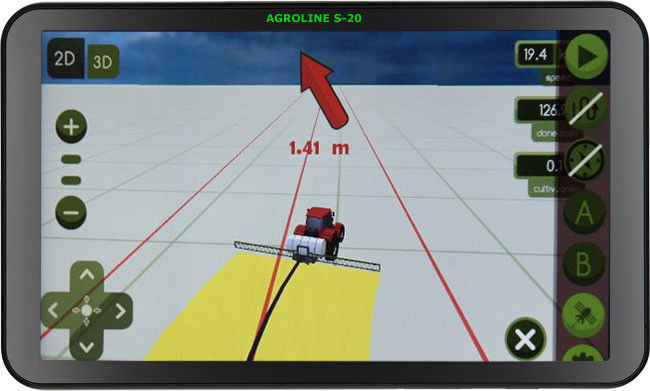 Navigation and Control Systems for Agriculture