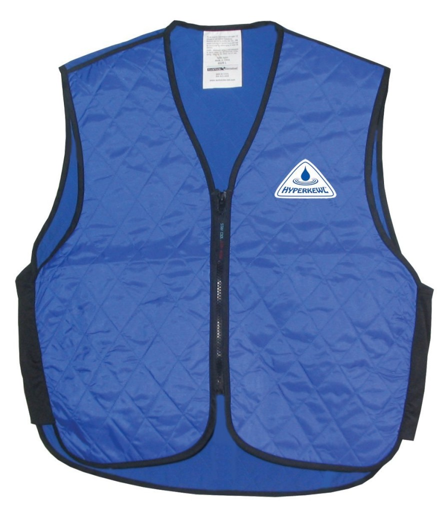 Vests for butchers
