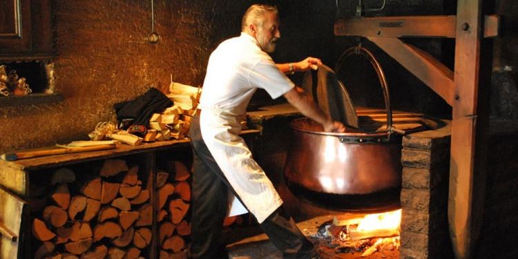 Процесс производства сыра