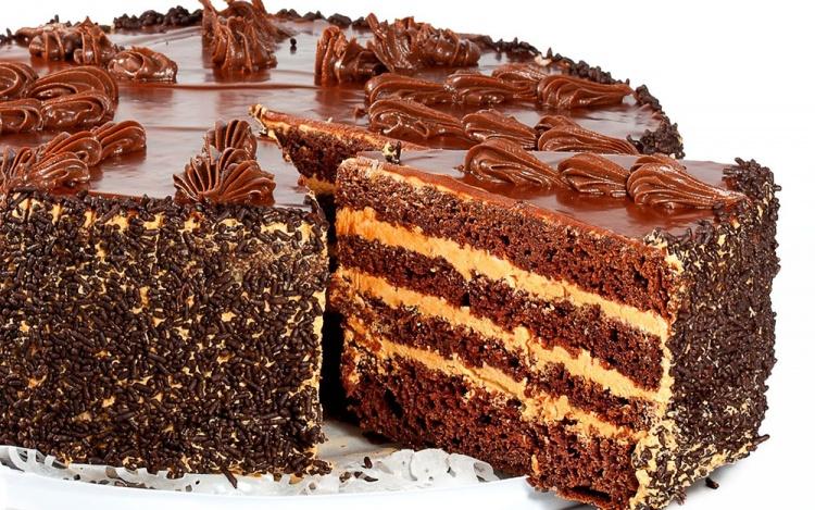 Самые популярные торты