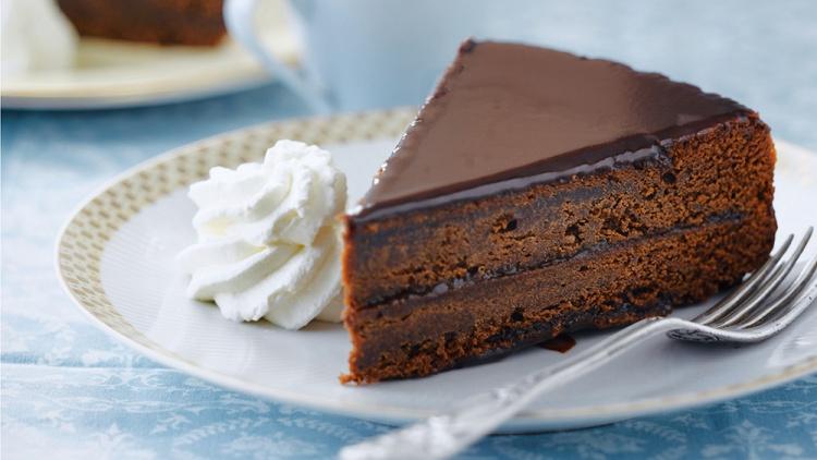История торта Захер