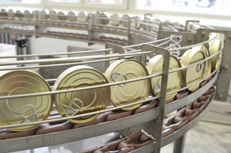 Как делают шпроты на заводе