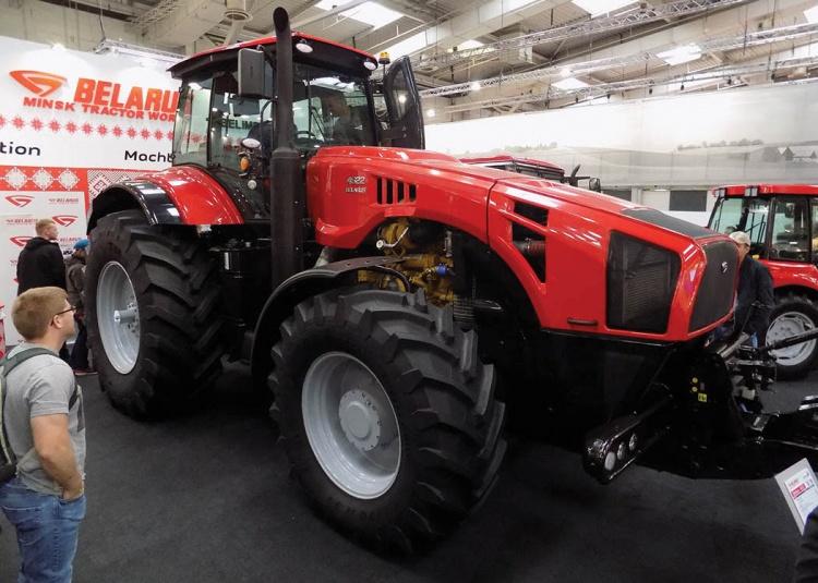 Трактор BELARUS 4522