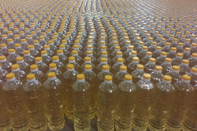 Особенности изготовления растительного масла