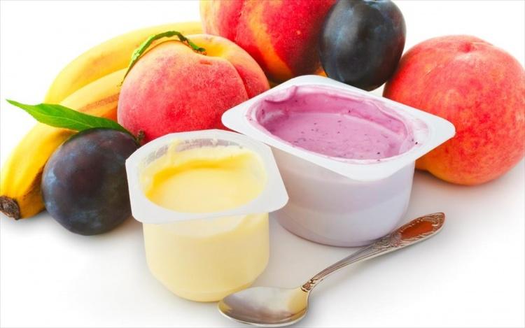 Как создавались и совершенствовались йогуртовые продукты