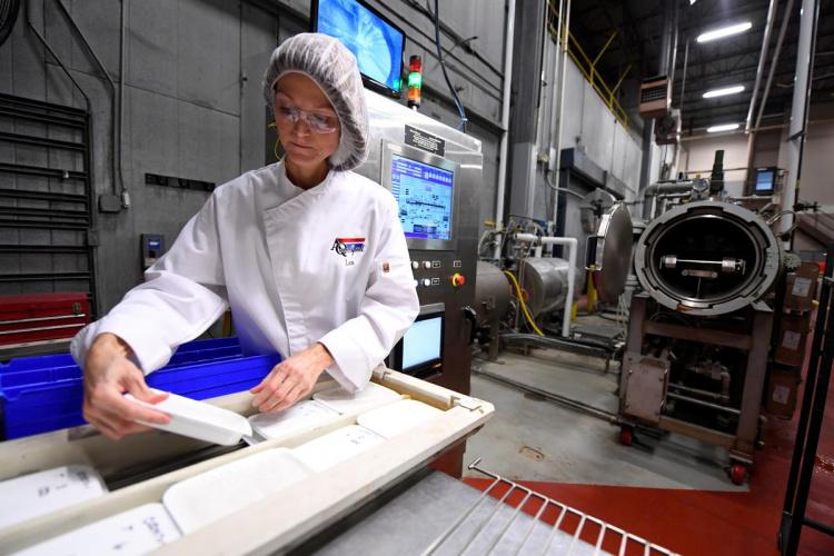 Революционные технологии в сфере производства продуктов питания
