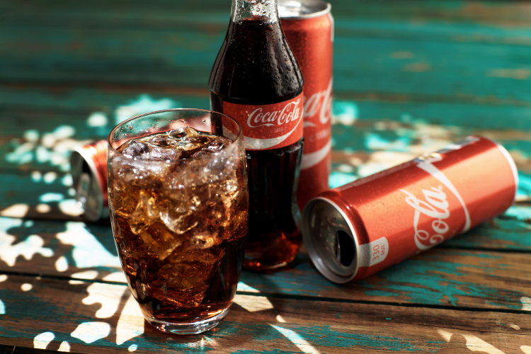 the history of coca cola the most famous non alcoholic beverage Company history coca-cola beverage, reflects a time when the society in the united states was veering away from alcoholic beverages, and coca-cola.