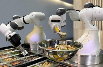 Робототехника и искусственный интеллект активно внедряются в сектор пищевых производств