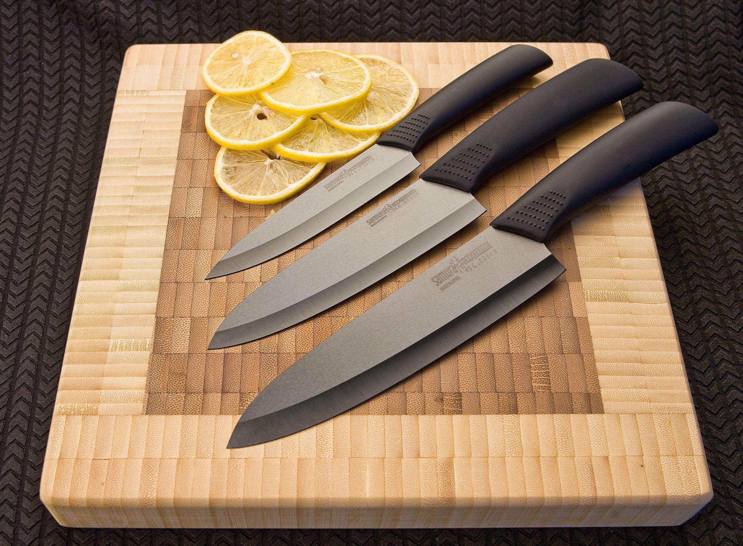 японские ножи Самура